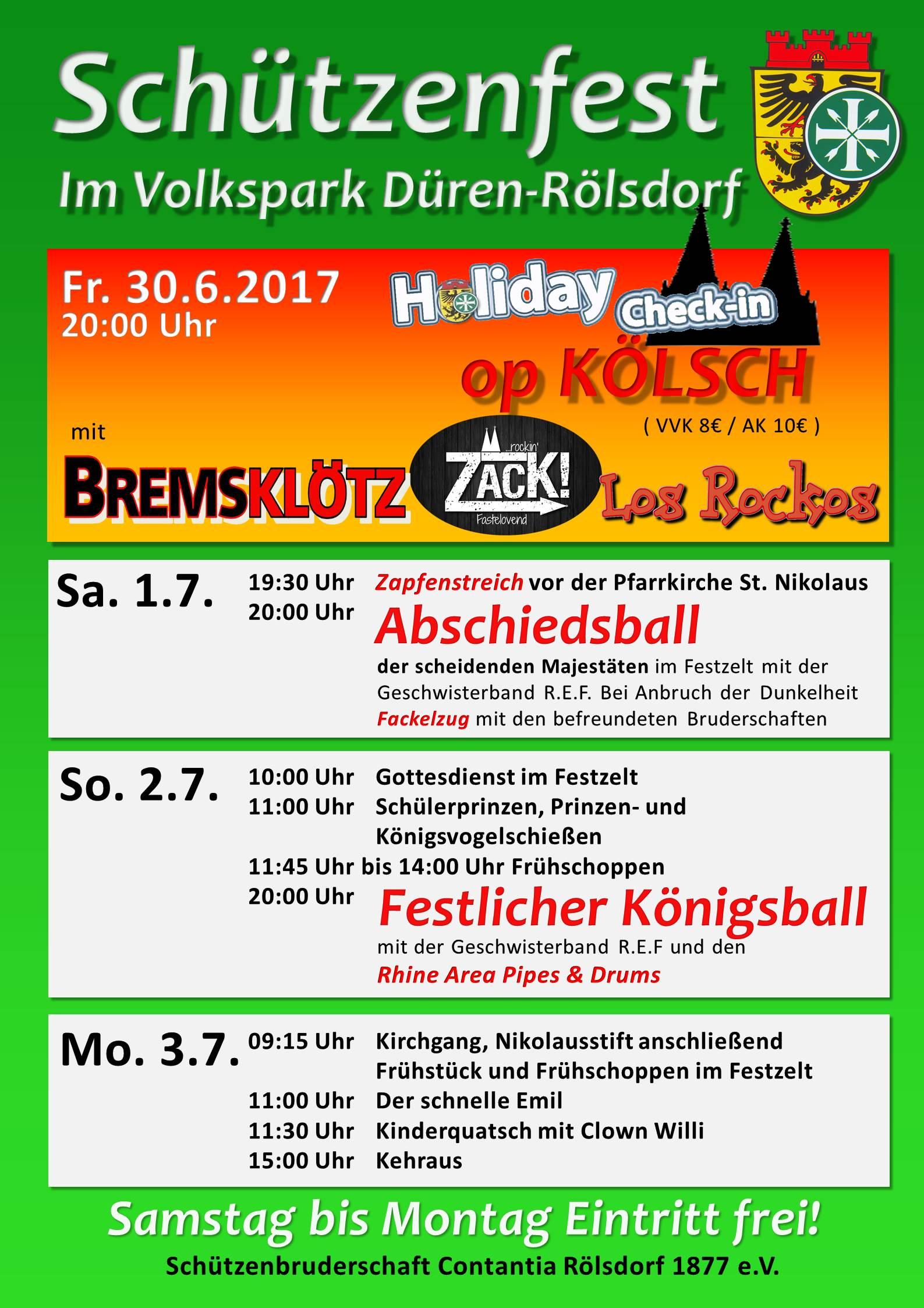 2017 HSchützenfestplakat v4